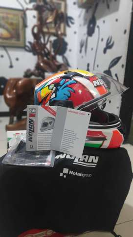 Helm Nolan N64 Melandri Misano Original - Second