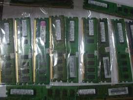 memory PC ddr2 2gb ready banyak