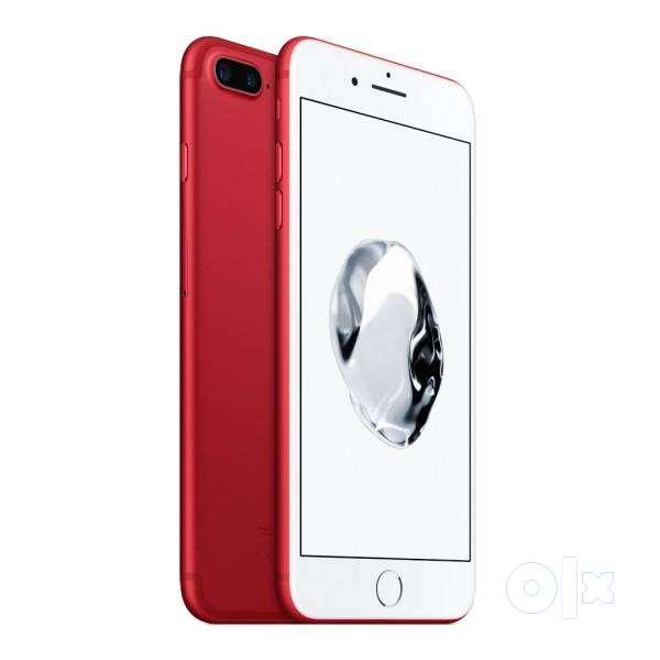 APPLE IPHONE 7 PLUS (BLACK & RED ORIGINAL ) OFFER 0