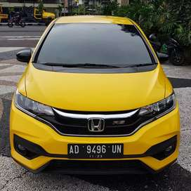 All new jazz Rs 2018 AT tgn 1 km 20rb
