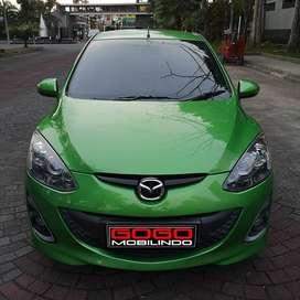 [DP14JT] Mazda 2 tipe RZ A/T 2012 kredit murah