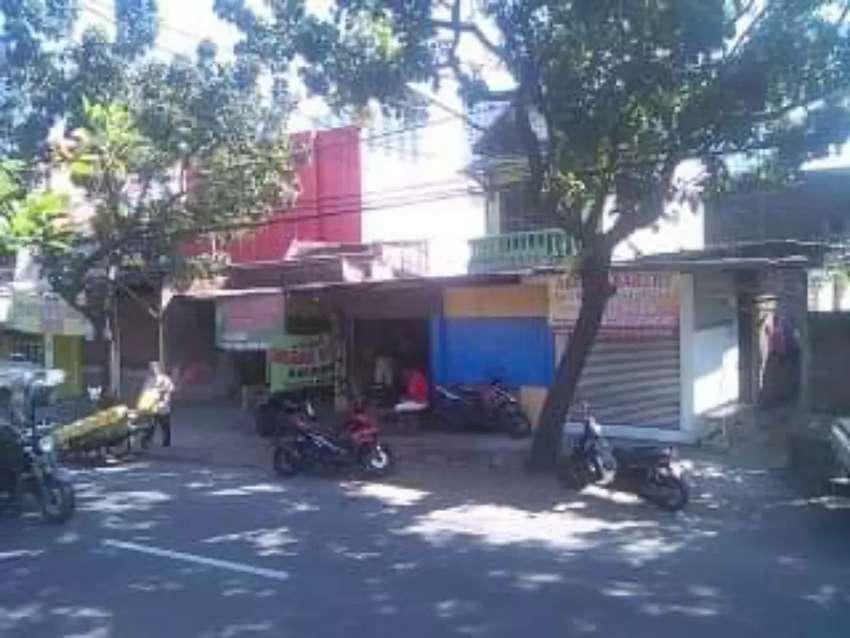 Dijual Cepat Bangunan Komersil. Cocok untuk Minimarket/Indomaret.