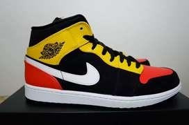 """Nike Air Jordan I Mid Special Edition """"Raygun"""" Original Uk.US10.5/44.5"""