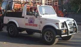 Maruti Suzuki Gypsy King ST BS-III, 1993, Diesel