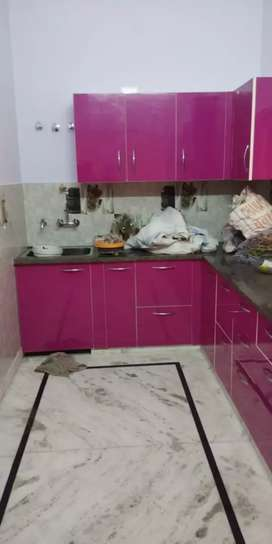 1 BHK Furnished Flat For Rent