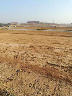 Plot for sale in Bahrai town 8 sector f3