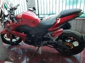 Jual murah BU. Kawasaki Z250 Merah/ TP