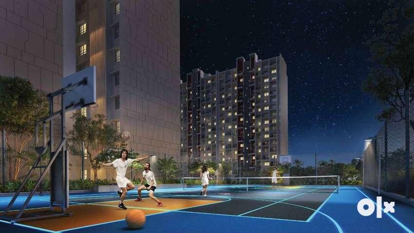 2 BHK 800 Sq Ft Apartment for Sale in Godrej Elements at Hinjewadi 0