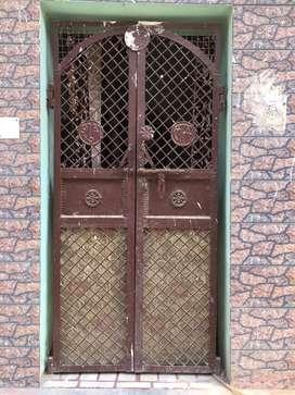 Heavy Iron double door for immediate sale