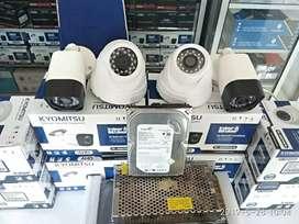 paket kamera cctv kyomitsu kualitas HD 720P