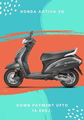 New Honda Activa 5G,best offers