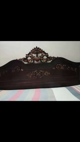 Double bed - sasta very cheap secondhand