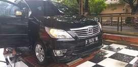 Toyota Kijang Innova 2.0 type V matic 2005 up grade 2012