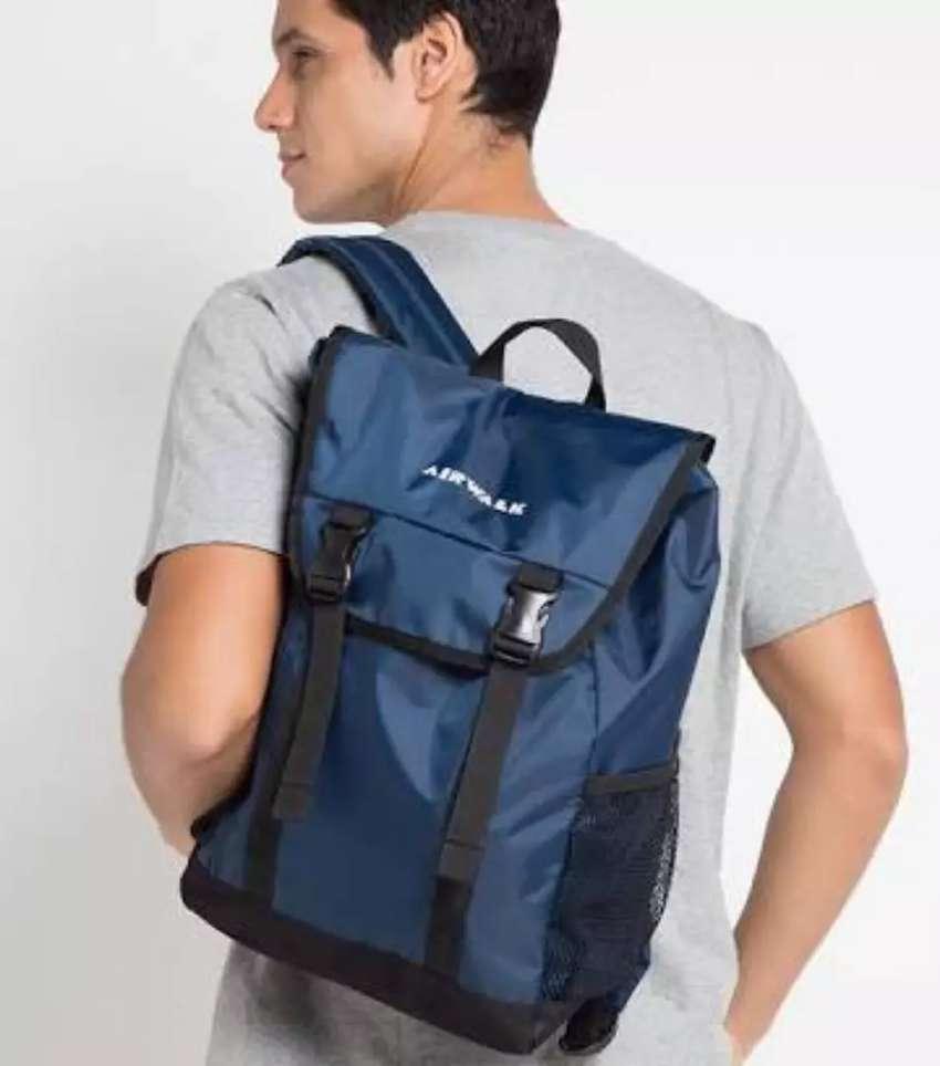 Airwalk Parker Navy backpack original 0