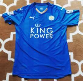 Jersey leicester city home