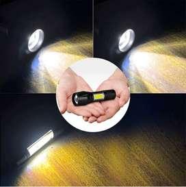Senter Mini Ultrafire Set LED - Limboo