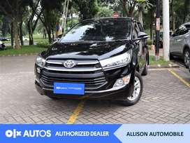 [OLXAutos] Toyota Kijang Innova 2015 2.0 G A/T Bensin Hitam #Allison