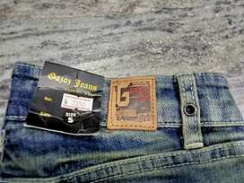 Ladies export jean available