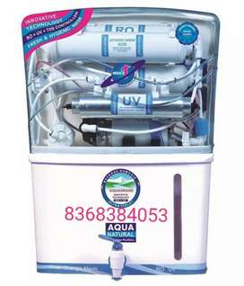 Company sealed Aquafresh RO+UV+UF TDS and water purifier at best price