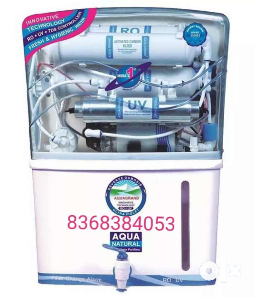 Company sealed Aquafresh RO+UV+UF TDS and water purifier at best price 0