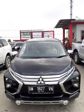 Xpander 2019 ultimate matic. Km 5rb
