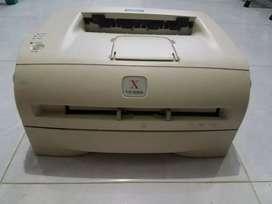 Printer Toner Xerox DP203 fungsi normal