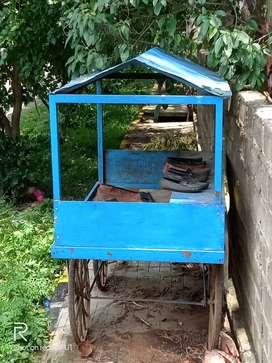 Mobile canteen gaadi