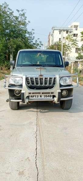 Mahindra Scorpio S5 Plus, 2006, Diesel