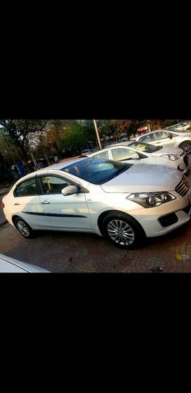 Bank manager driven all original chd no Ciaz vdiplus full ins imm sale