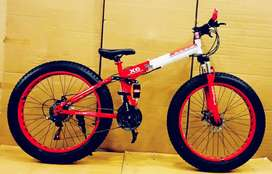 Imported fat tyre foldable and non foldable and normal cycles