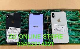 IPHONE X 256GB DUTY PAID BEST QUALITY BEST PRICE LL/A CONDITION FRESH