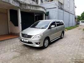 Toyota Kijang Innova 2.0 G Automatic 2012