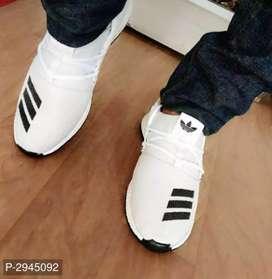 Ultra Lite White Sneaker Sports Shoes