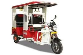 New  e rickshaw for rent monthly