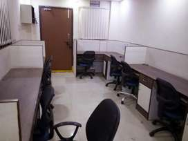35 work stations office for rent in Uppal