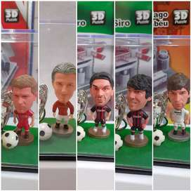 ACTION FIGURE PEMAIN BOLA