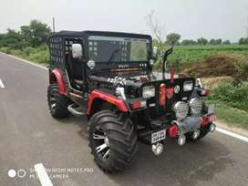 Jeep ready on customer order only