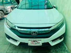Honda Civic Bank lease