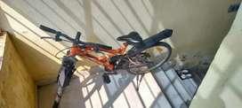 Hero Sprint unused Cycle with BSA Pumper