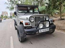 Mahindra Thar CRDE 4X4 BS IV, 2012, Diesel