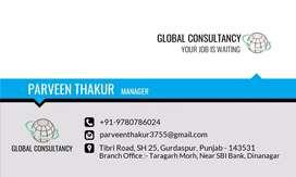 Jobs consultancy