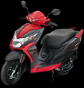 dio dlx bs6 brand new pay rupees 3333