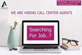 Call Center Agents (Experience UK Energy)