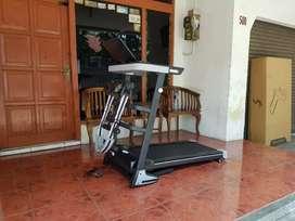Treadmill elektrik genofa terbaru dengan garansi resmi