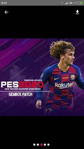 PES 2020 PS3 Superslim Slim