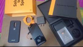 One plus 6T Mclaren Edition model is available with us with warranty (