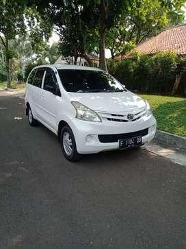 Daihatsu xenia 1.3 X manual th.2013