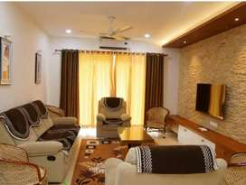 Fully furnished flat at marine drive prestige Neptune