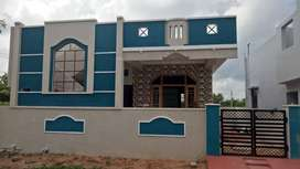 100 sqyards house are avaliable at gated community Near Ecil,(HMDA)