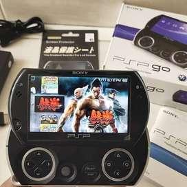PSP GO LENGKAP MURAH | 16 GB + FULL GAMES